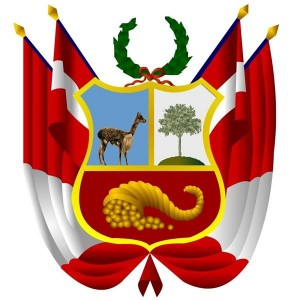 PERU coat of arms for Embassy on Contacts page and for About Peru/Symbols of Peru/coat of arms