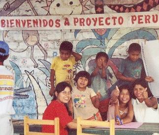 Bienvenidos a Proyecto Peru_Home page