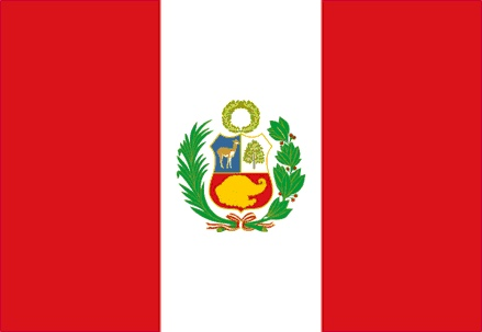 About Peru/ Symbols of Peru_Peruvian flag