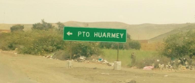 Climate change in Peru