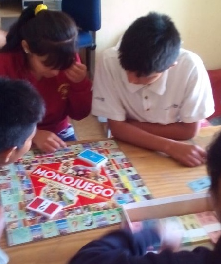 Fun and games at the refuge