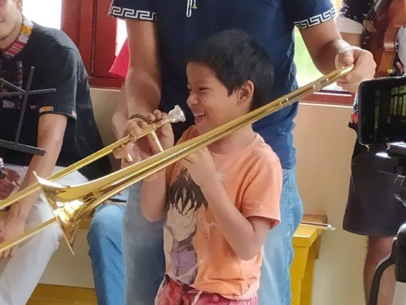 Project Peru-musical experiences across borders